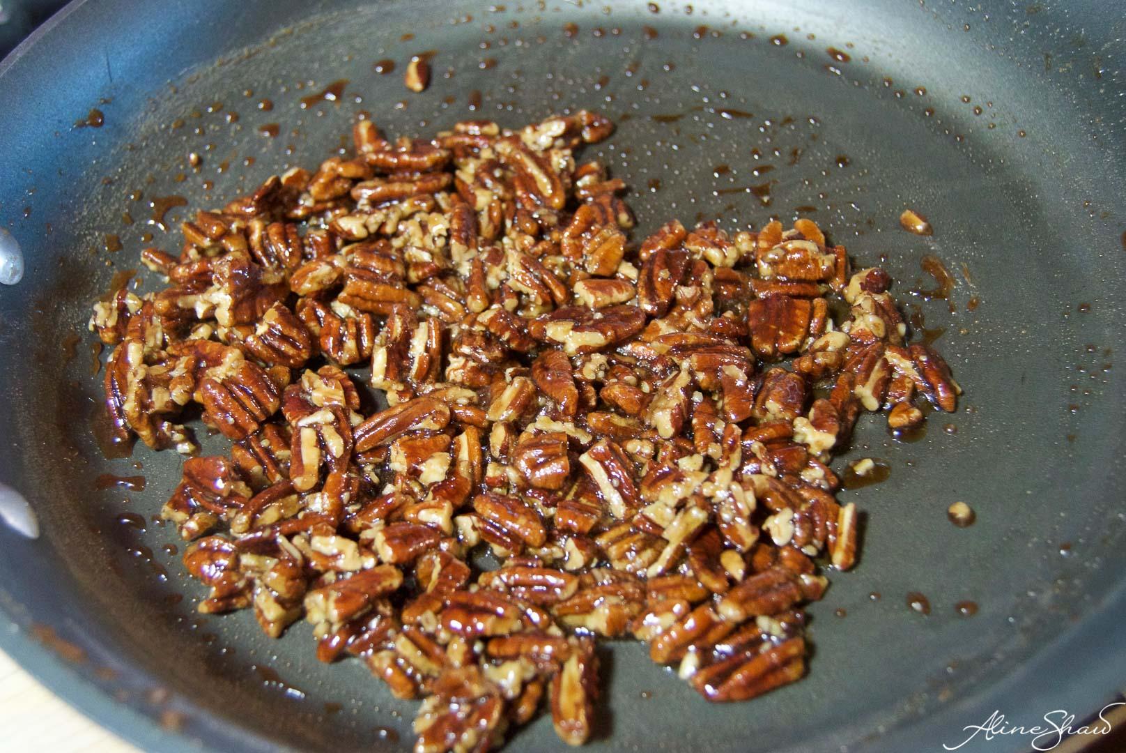 Banana Pecan Ice Cream Recipe
