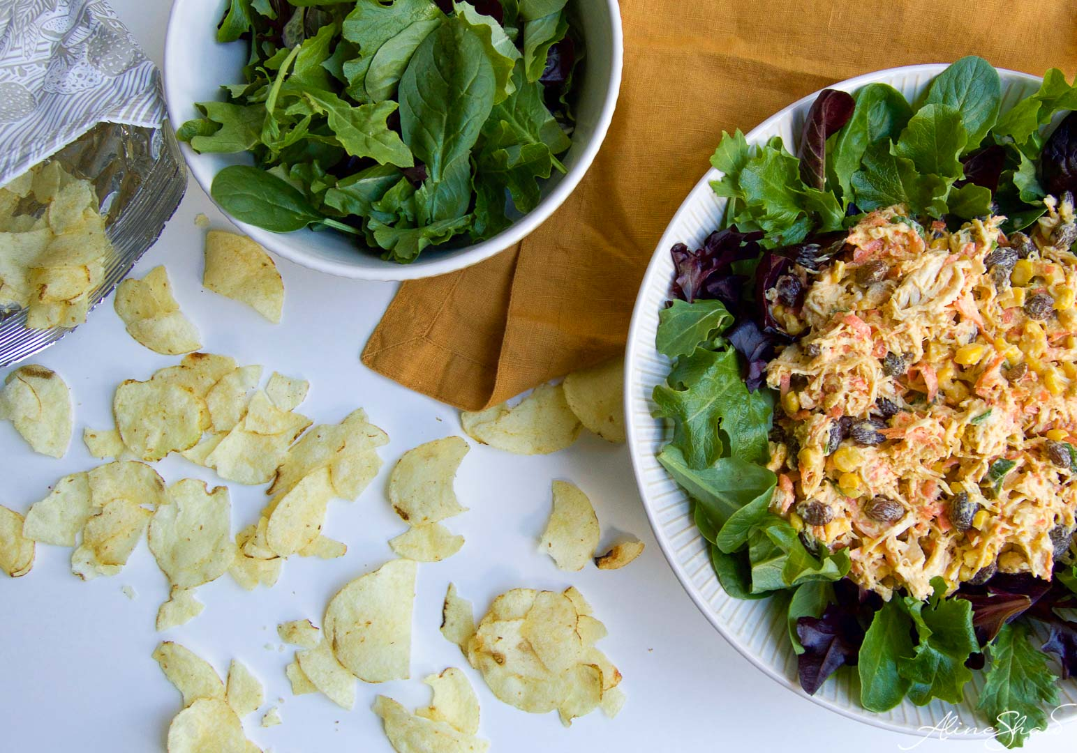 Salpicão   Brazilian Chicken Salad Recipe