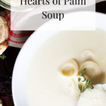 hearts of palm soup