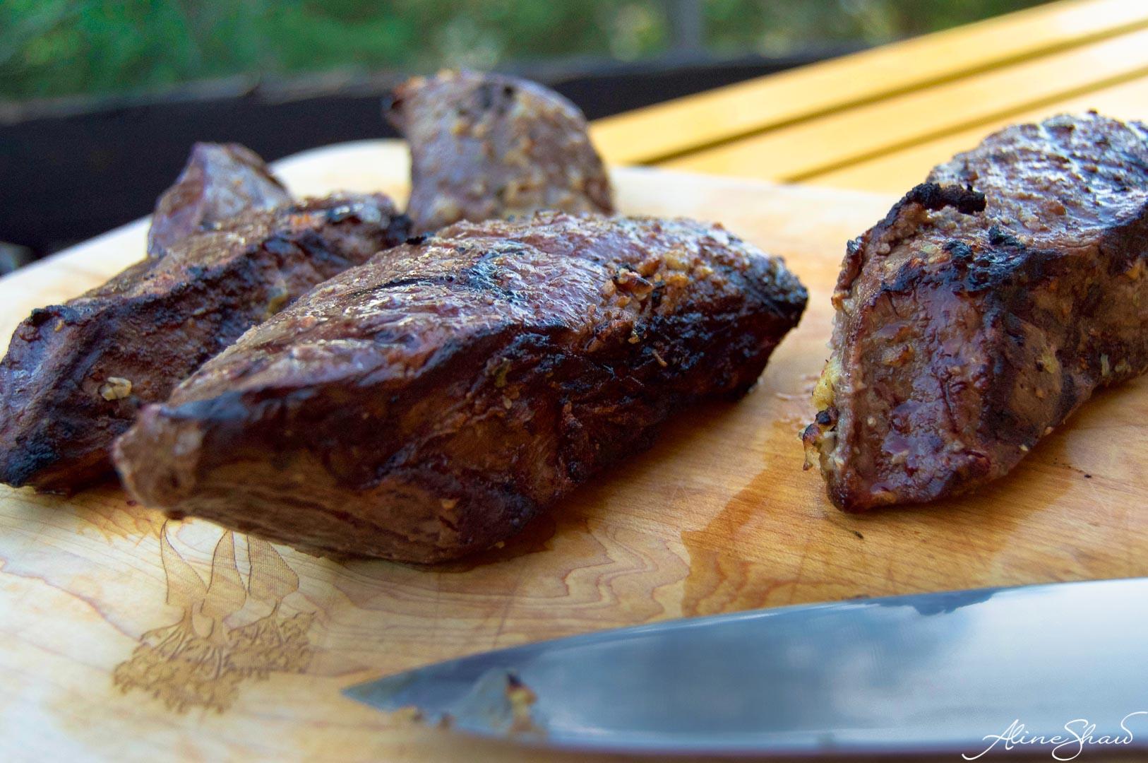 grilled piranha recipe
