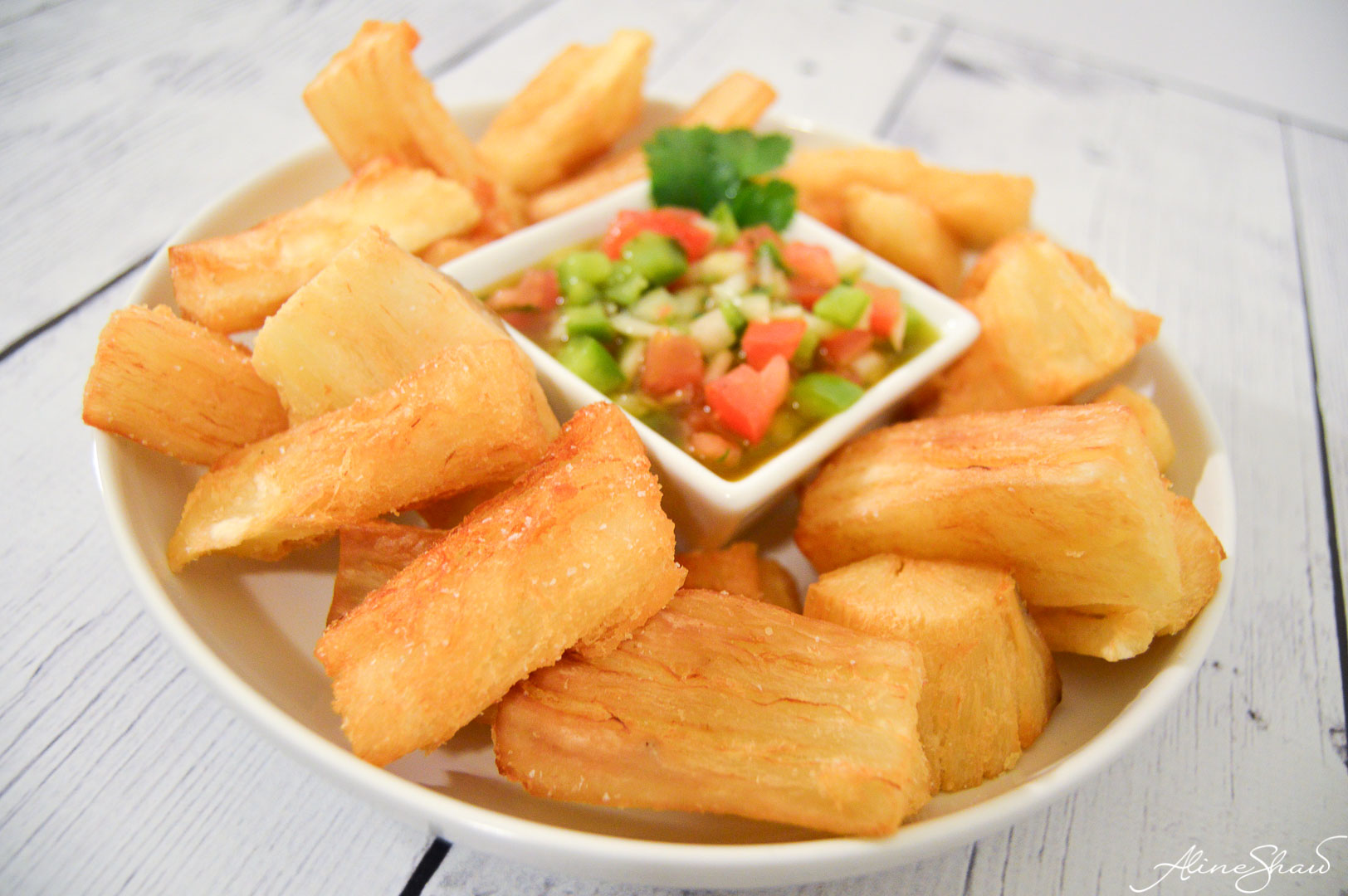 Yuca Fries | Mandioca Frita