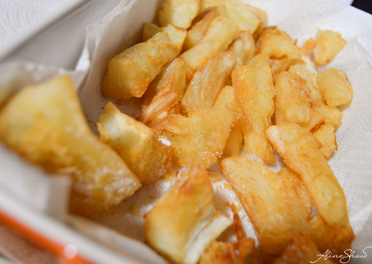 Yuca Fries   Mandioca Frita