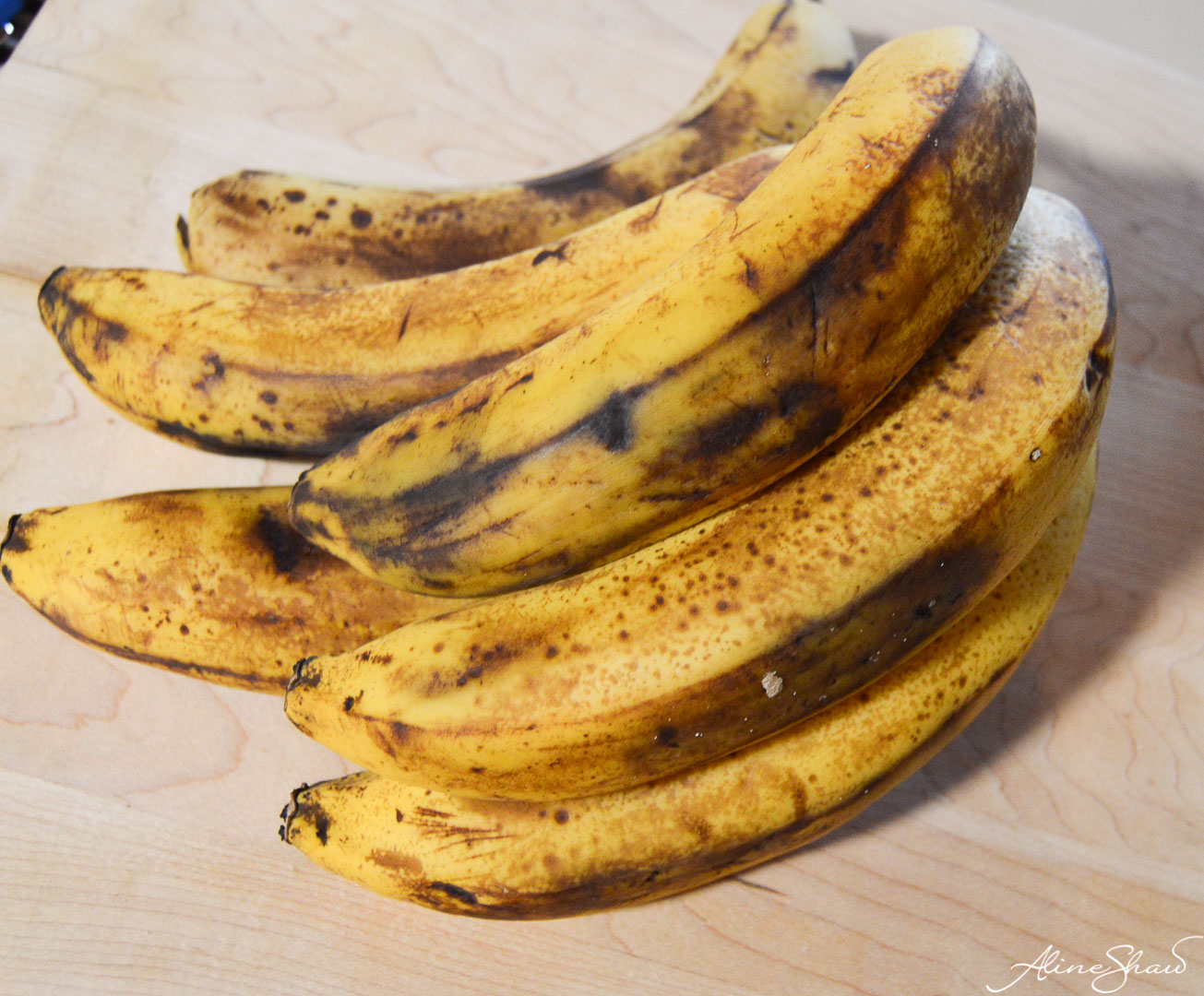 Banana Bread prep