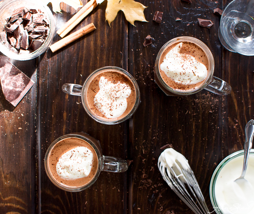 Brazilian Hot Chocolate Recipe