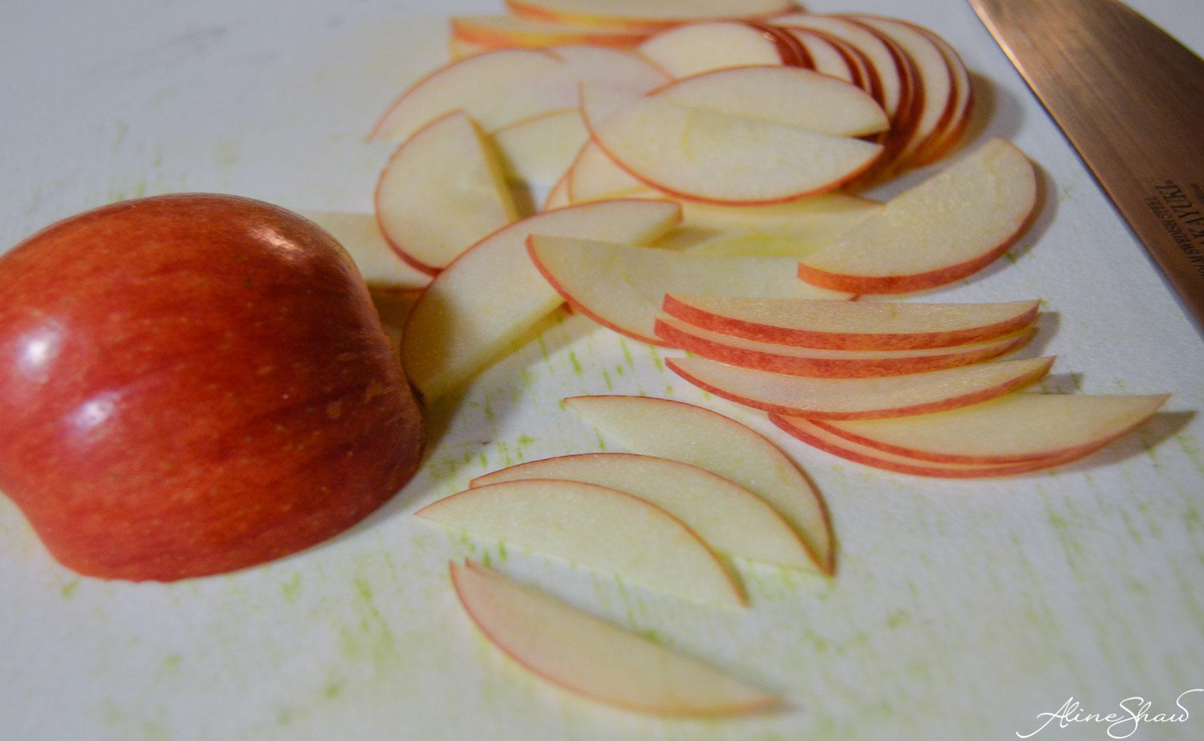 Kale Apple Salad Recipe