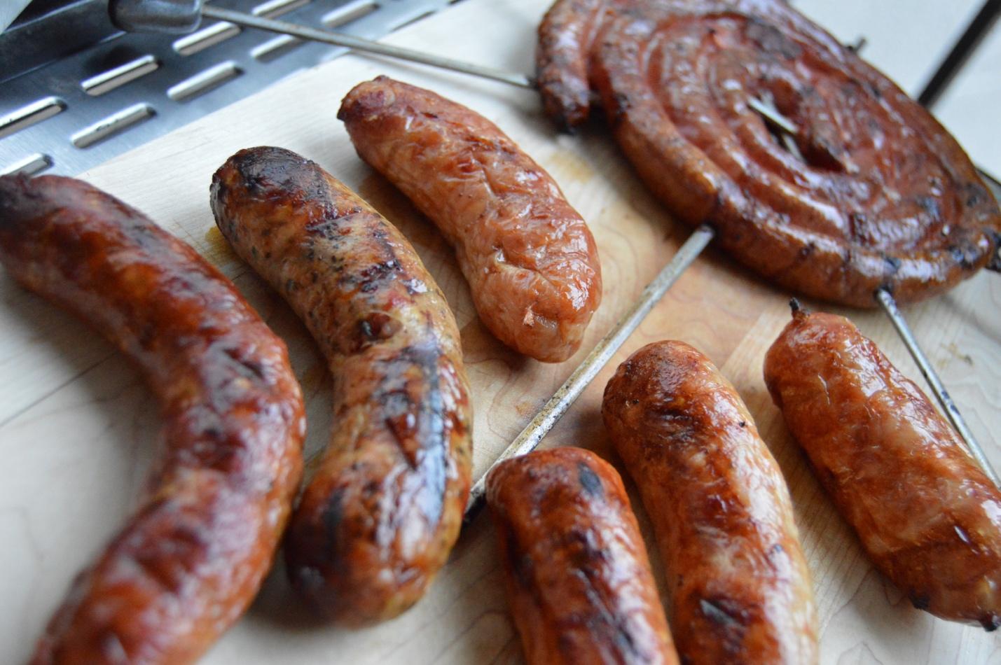 brazilian sausages