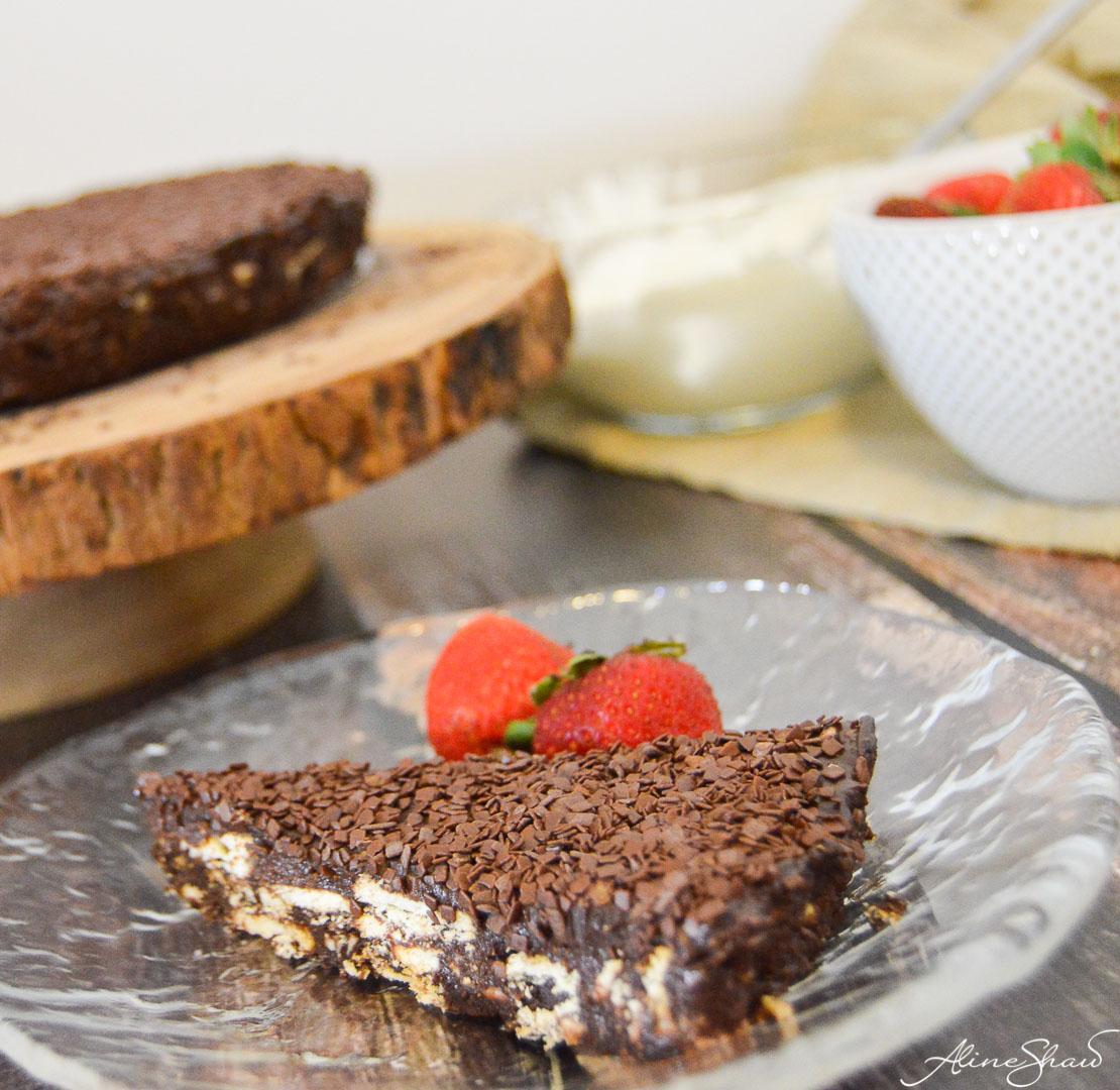 labor day recipes   no bake chocolate pie