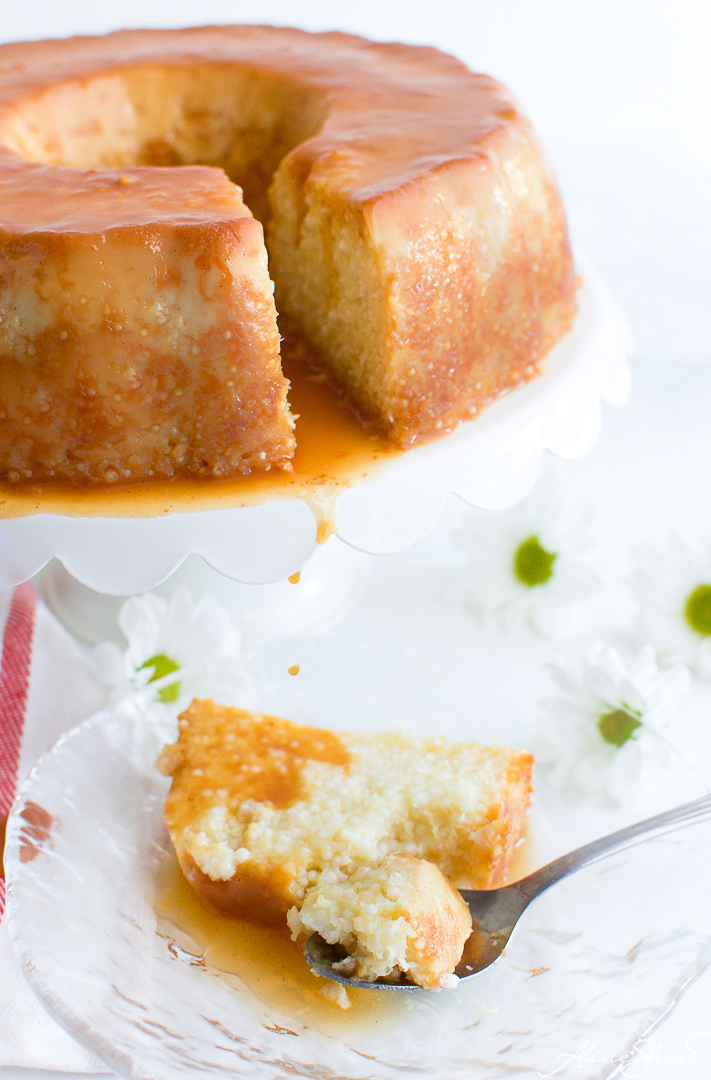 Brazilian Tapioca Pudding Recipe