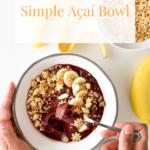 acai bowl