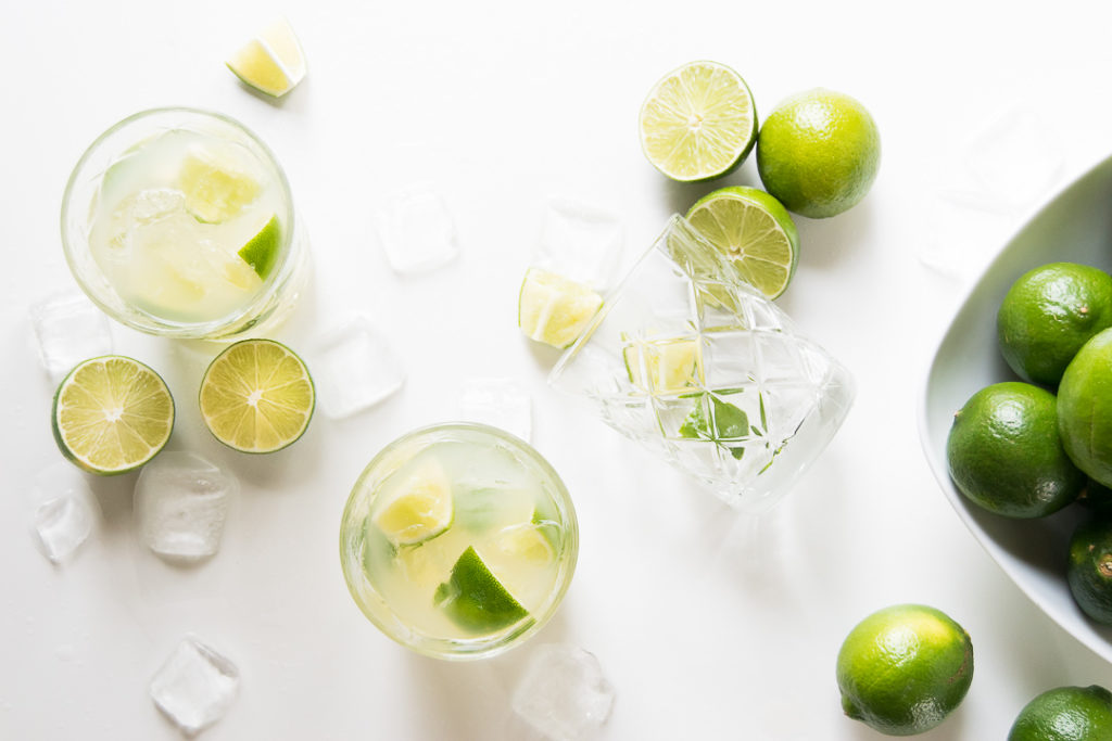 how to make caipirinha
