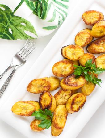 fried sweet plantain