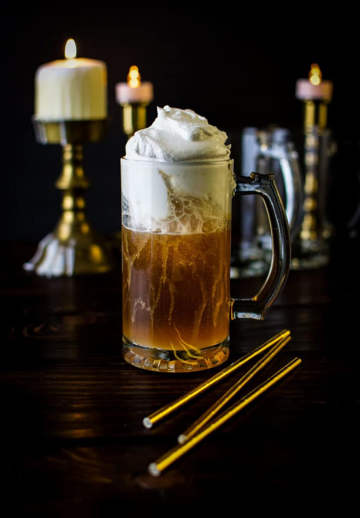 The Unofficial Harry Potter Recipes Book - Cold Butterbeer