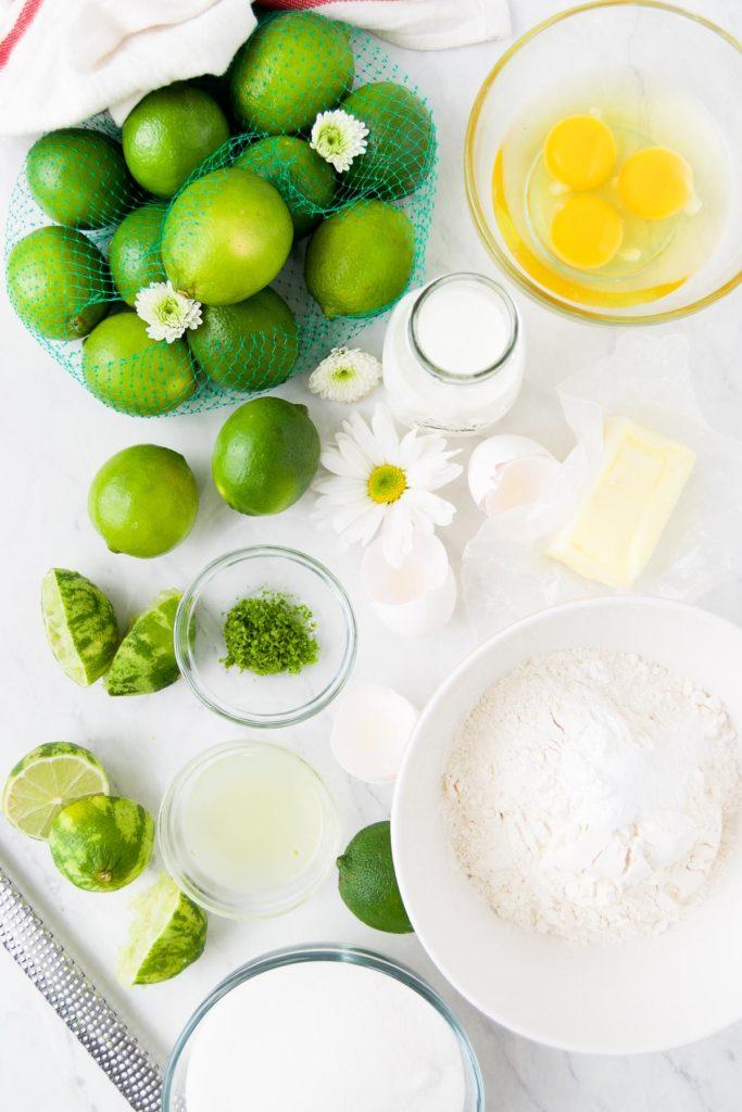 key lime cake recipe ingredients